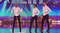 Yanis Marshall,Arnaud and Mehdi Britain s Got Talent 2