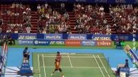 2014日本羽毛球超级赛 林丹 羽毛球知识教学网