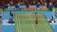 林丹VS刘国伦 2014日本赛资格赛 羽毛球知识教学网