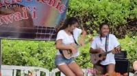 6th Annual Ukulele Picnic in Hawaii - Honoka _ Azita