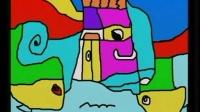 幼儿园优质课大班美术《名字变变变》
