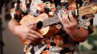 Apirak Blueberry Sky ukulele solo