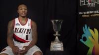 利拉德:希望代表美国出征2014 FIBA 篮球世界杯