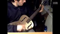 荣御乐器 ROYALL 101试听 布鲁斯丽声滑棒吉他