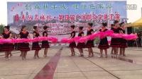 河洲新城社区青春活力舞蹈队广场舞 祝福祖国 扇子舞