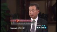 杨澜访谈录:王健林的坚持与梦想