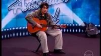 史上最牛逼的吉他比赛选手---澳大利亚偶像