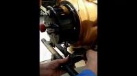 杰翱机械-风冷柴油机免摇启动器安装视频