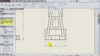 《SolidWorks 2014 实用教程》34 实例1—支架工程图设计(1)