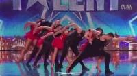 最热综艺秀:《英国达人秀》 拉丁舞者大跳迈克尔杰克逊舞蹈