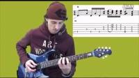 Jimi Hendrix— Little Wing电吉他教学