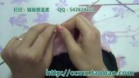 238--裙式外套(2) 猫猫编织教程