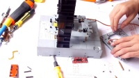 鲁班DIY 激光雕刻机制作高清视频 废旧光驱改装