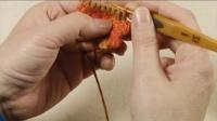4.1 柳叶图案花样的钩织方法