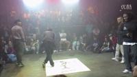 Juste Debout 2014  Majid & Franky Dee vs Dedson&Bouboo