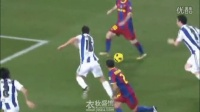 阿根廷10号梅西Messi早期经典盘带过人集锦[衣妆盛饰]