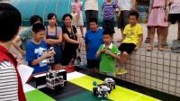乐高机器人足球比赛