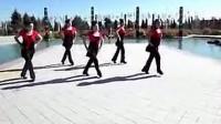 《走天涯》2014最新广场舞舞蹈视频 广场舞火火的姑娘20140711