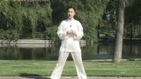 世界太极拳冠军邱慧芳讲述四十二式太极拳——右单鞭