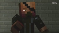 ★我的世界★Minecraft《复仇者联盟》模仿秀(动画)