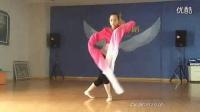 民族舞教学视频  米亚舞蹈培培老师  惊鸿舞_高清