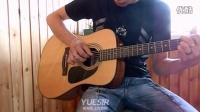 Fender(芬达) CD-60民谣吉他演示!一定要去约瑟网买吉他!网购吉他!
