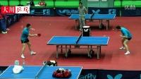 【大川教学】第5期 马龙乒乓球正手连续拉球 世界上最冲的弧圈