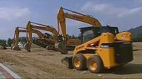 挖掘机视频表演挖掘机工作视频教程#;