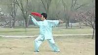 马春喜36式太极刀正面演练
