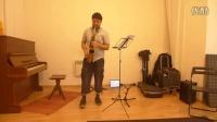 Music Entertainment   'Saxophone solo 1'