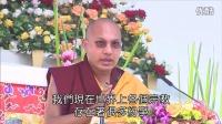 噶玛巴弘法荟萃045—谨记佛法非暴力的本质
