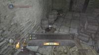 《黑暗之魂2》纯战士速通向攻略解说视频(第一期:巨人陨落森林)