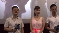 张萌现身杭城爆料《离婚律师》剧中强吻郭叔为吴秀波本人设计的