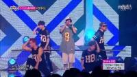 140726 T-ara(孝敏) - Nice Body MBC.音乐中心