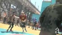 超叼的国外街头篮球对战动画