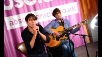 Suede - Absolute Radio Session - Brett Anderson -