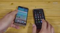 LG G3 vs HTC One (M8)对比测评