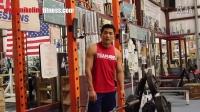 10 健身房二头肌训练
