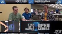 SCGBALT - Legacy - Round 6b - Daryl Ayers vs Dyla