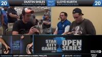 SCGBALT - Legacy - Finals - Lloyd Kurth vs Dustin Shi