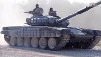坦克冬季两项-2014-俄罗斯T-72试射