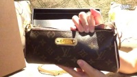 【Lilli's】What's in my bag 我的包包里有什么之LV eva clutch下