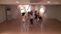 【A】140804 4minute金泫雅 最新单曲 Red 练习室版