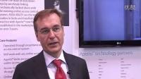 ifsec英国2011年采访亚萨合莱首席执行官约翰墨林