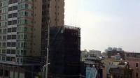 高层建筑水泥灌注车