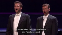 2014年BBC Proms现场实况,巴赫约翰受难曲