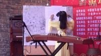 番禺预决赛_朱芷璇古筝演奏国画《琵琶语》第四届中国少儿小金钟音乐大赛