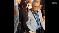 76岁爷孙恋男主角再结新欢 与22岁嫩模挽手逛街