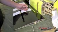 顶级3D固定翼Extreme Flight 64 MXS装机教学一