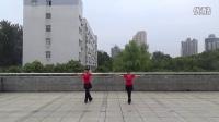 阳光四季美梅广场舞----河岸好姑娘
